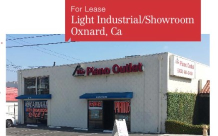 oxnard Commercial Building